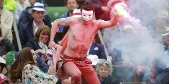 Mariage gay: qui sont ces Hommen qui ont perturbé la finale de Roland Garros? | Actions HOMMEN | Scoop.it