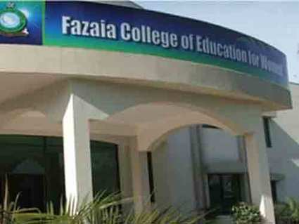 Fazaia College of Education for Women Lahore Jobs 2015 | LearningAll | www.learningall.com | Scoop.it