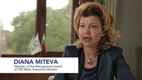 DSK Bank pioneers gamification with Misys - YouTube | Virtual Bank Game | Scoop.it
