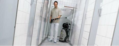 Le nettoyeur haute pression : l'outil indispensable pour les professionnels et particuliers | Nettoyage Industriel - Produits d'entretien - Hygiene | Scoop.it