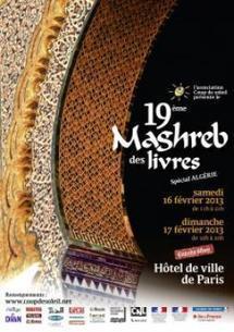 Littérature: 19ème Maghreb des livres les 16 et 17 février 2013 à Paris | Actions Panafricaines | Scoop.it