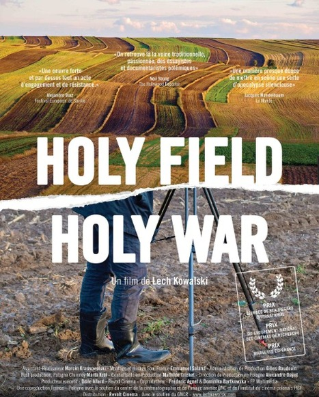 Holy Field Holy War by Lech Kowalski | What's new in Visual Communication? | Scoop.it