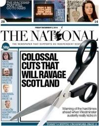 London bleeding Scotland dry through devolution games | CLOVER ENTERPRISES ''THE ENTERTAINMENT OF CHOICE'' | Scoop.it
