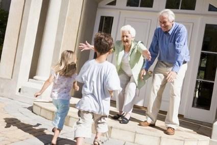 El papel de los abuelos en la educación de los niños -   Educacion, ecologia y TIC   Scoop.it