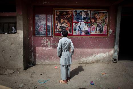 Kabul's Movie Theaters | Photographer: Jonathan Saruk | Photography | Scoop.it
