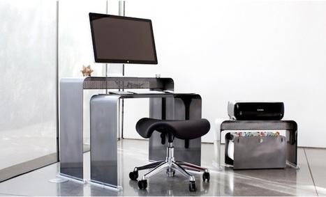 Envie d'un bureau à la hauteur d'Apple ? - Mac in Poche | L'univers de la Pomme | Scoop.it