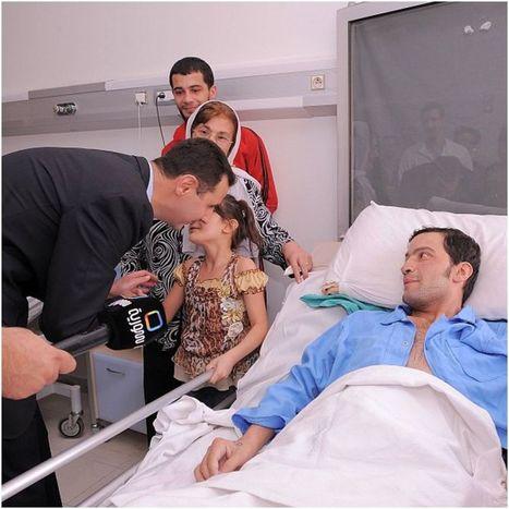 Bashar el-Assad ouvre un compte Instagram | Web en politique | Scoop.it