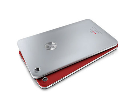Worldwide Tech & Science: MWC2013: HP Unveils Android Consumer Tablet, the Slate 7. | HP Slate | Scoop.it