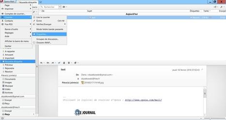 Opera Mail : c'est plutôt pas mal même si... | Informatique | Scoop.it