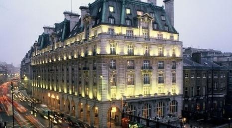 Le Ritz, le Bulgari: l'hôtellerie londonienne édition de luxe | Hôtellerie de luxe | Scoop.it