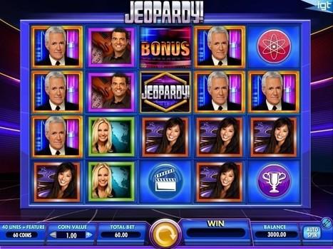 New Jeopardy slot online | Online Slots | Scoop.it
