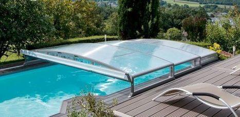 Abri de piscine motorisé, pratique et sécurisé | Ma maison doHit Belgique | Scoop.it