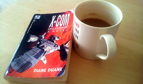 Wot I Read – X-COM UFO Defense, A Novel | Rock, Paper, Shotgun | La Cueva del Lobo | Scoop.it