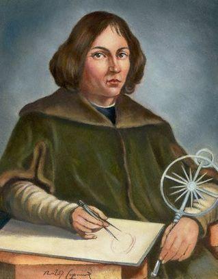 19 février 1473 naissance de Nicolas Copernic | Racines de l'Art | Scoop.it