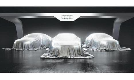 Dubai Motor Show to feature 3 Audi premiers - Arab News | Audi | Scoop.it