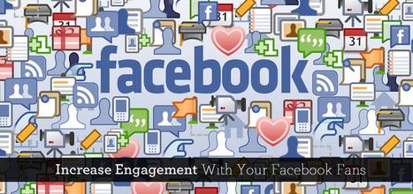 10+1 modi per migliorare l'engagement su Facebook | Stefano Fantinelli | Scoop.it