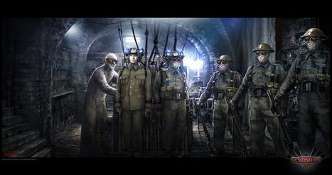 The Lazarus Machine - a steampunk Kickstarter you should pledge ...   Just Put Some Gears on It   Scoop.it