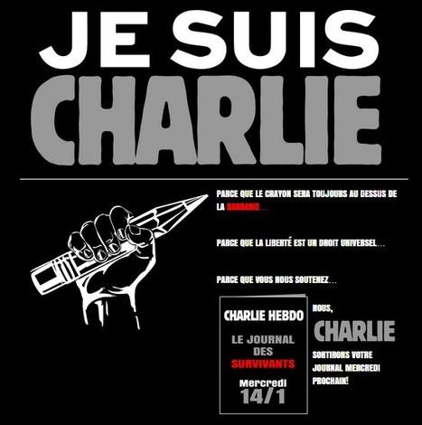 JE SUIS CHARLIE - WEDNESDAY JAN. 14 | Performance | Scoop.it