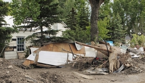 Alberta government set to announce flood prevention plans   ABPoli   Scoop.it