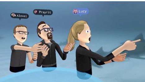 "Facebook invents ""virtual reality emoji""gestures I TechCrunch | DIGITAL TRENDS | Scoop.it"