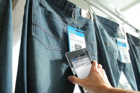 Idée d'ailleurs: une boutique de mode américaine utilise des QR codes pour réduire les temps d'attente | ecommerce Crosscanal, Omnicanal, Hybride etc. | Scoop.it