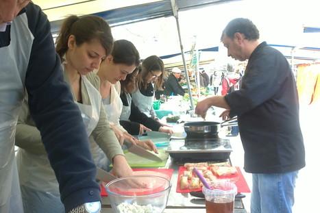 La cuisine des étudiants: fauchés mais gourmets ? | 7 milliards de voisins | Scoop.it