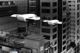 Un réseau de drones pour la livraison de colis | Des robots et des drones | Scoop.it