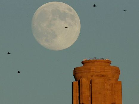 Super Harvest Full Moon Rises Tonight | Science is our friend | Scoop.it