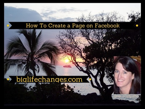 Creating a Facebook Fan Page for Business - Wendy Cooley, LMSW   Market and self improvement   Scoop.it
