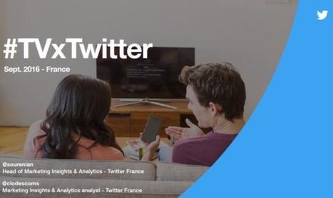 FranceTV Publicité et Twitter développent une offre publicitaire commune de TV amplifiée | Offremedia | Big Media (En & Fr) | Scoop.it