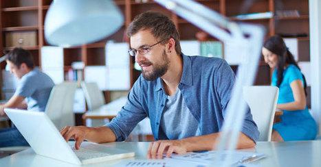 Enquête : le profil des travailleurs du numérique - RegionsJob | BeginWith | Scoop.it