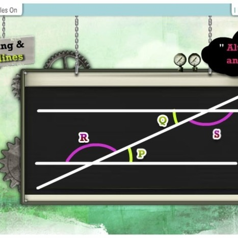 Measurement and Geometry | STEM Education for Girls | Scoop.it