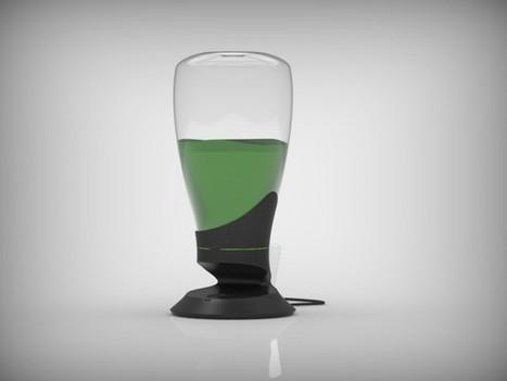 Il a fabriqué un kit spécial pour faire pousser votre propre spiruline et pour la boire! | Crakks | Scoop.it
