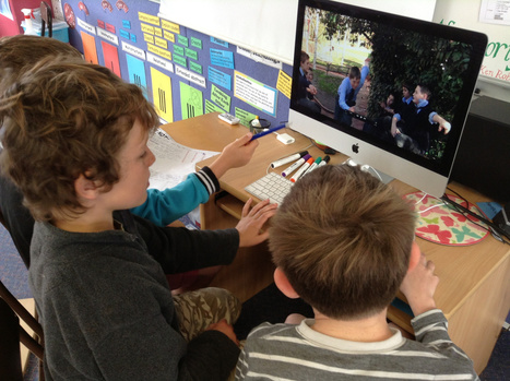 Flick-It-On! Collaborative Movie Making Challenge   Education Matters - (tech and non-tech)   Scoop.it