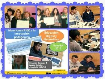 La inclusión de TIC en las clases de Matemática : Videojuegos para aprender Matemática | Creatividad en la Escuela | Scoop.it