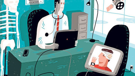 Society stands to be winner in the race for digital health - FT.com | Digital Collaboration and the 21st C. | Scoop.it