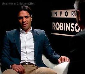 Radamel Falcao afirma en entrevista televisiva que su mejor virtud es la fe | Testimonios | Scoop.it