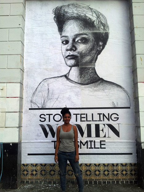 In The Environment - Stop Telling Women To Smile | Community Village Daily | Scoop.it