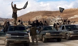 Most Syrian rebels sympathise with Isis, says thinktank | Global politics | Scoop.it