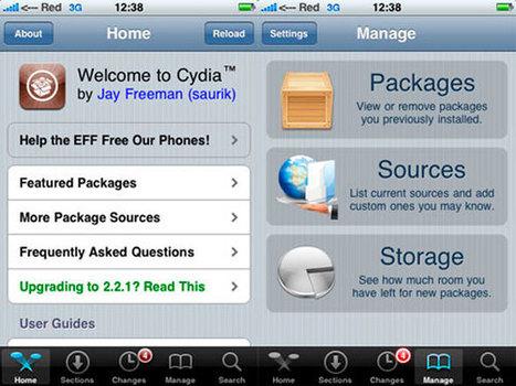 Cydia · Descargar Cydia · Qué Es y Cómo Instalar | Lunaprofunda | Scoop.it