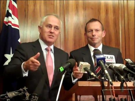 Australia: The FTTP dream is over: Coalition victory kills Labor's NBN   Delimiter   Australia's Political Involvement   Scoop.it