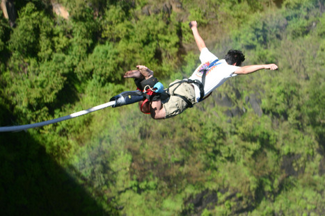 Bungy Jumping | Tour in Nepal | Scoop.it