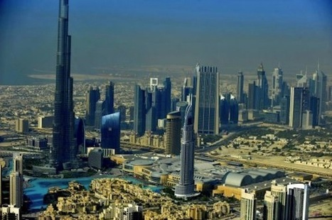 Are Dubai's towers earthquake-proof? - Al-Bawaba   Structural Geology   Scoop.it