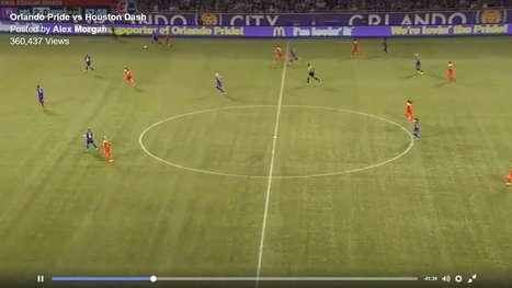 US Soccer superstar broadcasts whole game via Facebook Live   SportonRadio   Scoop.it