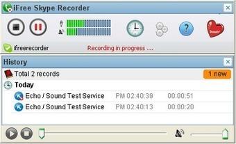 iFree Skype Recorder 4.0.9 - Καταγράψτε τις συνομιλίες σας στο skype | Wiki_Universe | Scoop.it