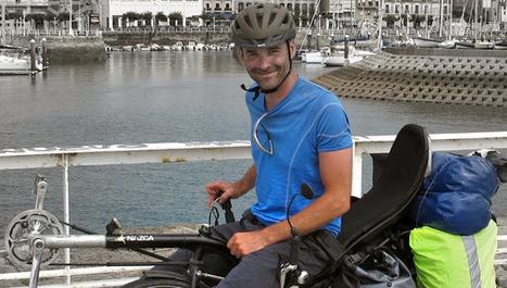 Le voyageur couché | Voyage à vélo couché - Recumbent bike travel | Scoop.it
