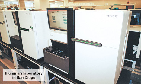 Illumina's New Low-Cost Genome Machine Will Change Health Care Forever | Genomics | Scoop.it