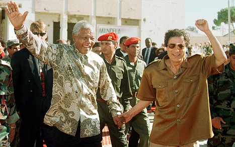 'The last great liberator': Why Mandela made and stayed friends with dictators - Washington Post (blog) #Gaddafi #BrotherLeader | Saif al Islam | Scoop.it