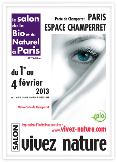 Dénicher les nouveautés beauté au salon vivez nature | Bons plans et concours | Scoop.it