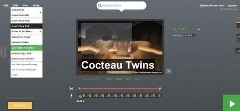Metta, crea videos con contenido web | Informática | Scoop.it